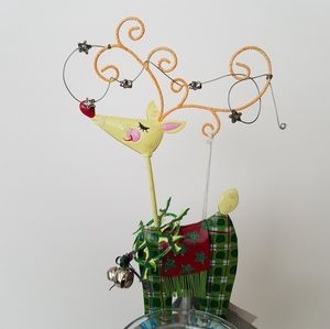Giftcraft Holiday Deer Votive Holder Twizzles